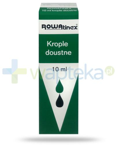 Rowatinex krople doustne 10 ml