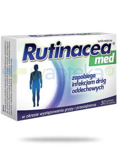 Rutinacea Med 30 tabletek