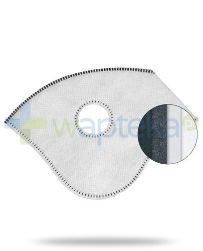 SafeMask N99 Sport dedykowany filtr do masek antysmogowych 1 sztuka
