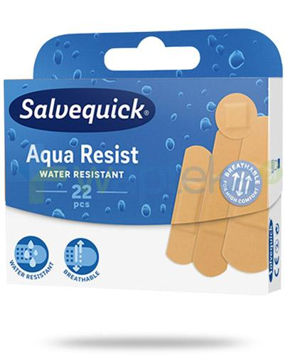 Salvequick Aqua Resist plastry 22 sztuki