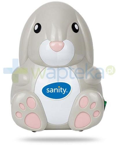 Sanity Baby CN-02MI inhalator tłokowy 1 sztuka
