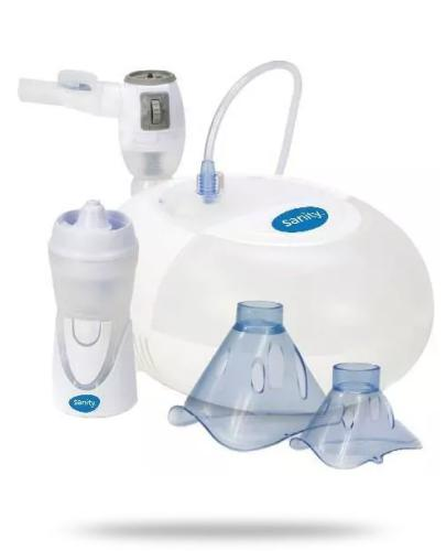 Sanity Pro inhalator tłokowy 1 sztuka