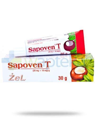 Sapoven T żel 30 g