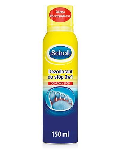 Scholl Dezodorant do stóp 3 w 1 150 ml