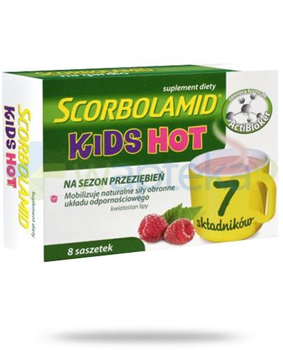 Scorbolamid Kids Hot 8 saszetek