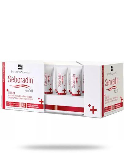 Seboradin FitoCell serum z komórkami macierzystymi 15x 6 g