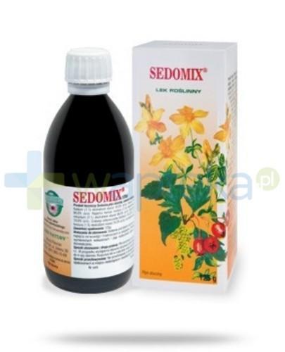 Sedomix mikstura uspokajająca płyn 125 g