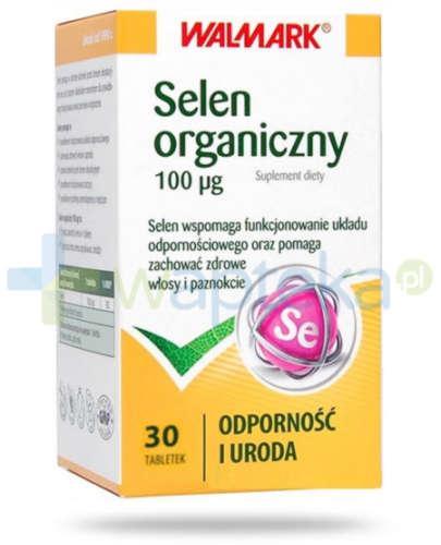 Selen Walmark 100 mcg 30 tabletek