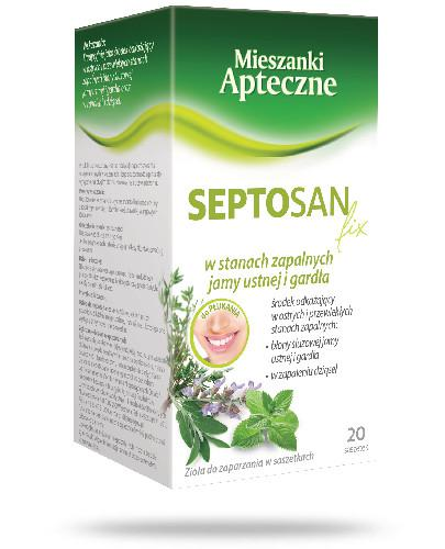 Septosan Fix 20 saszetek