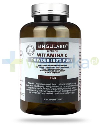 Singularis Superior witamina C w proszku 500 g