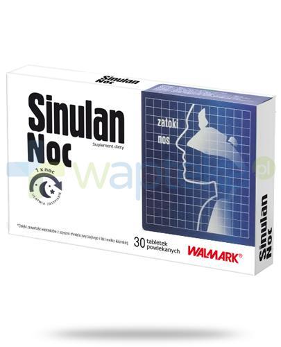 Sinulan Noc 30 tabletek