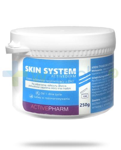 Skin System Activderm krem ochronno regenerujący 250 g