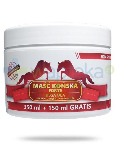 Skin System Forte maść końska 350 ml + 150 ml