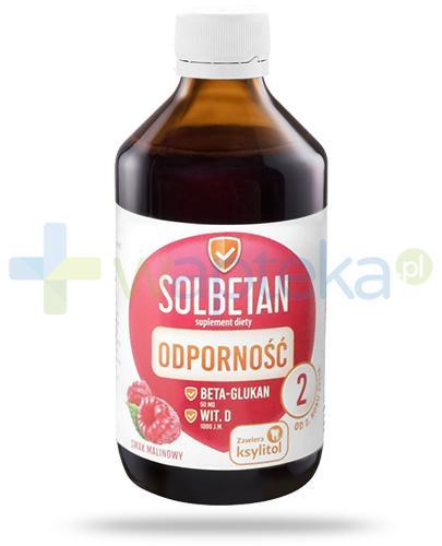 Solbetan Odporność syrop dla dzieci 2+ 150 ml