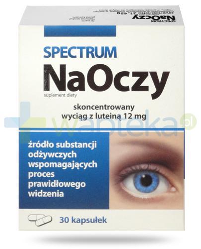 Spectrum Na Oczy 30 kapsułek
