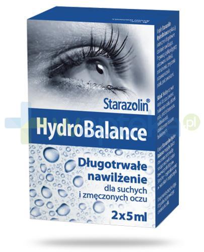 Starazolin HydroBalance krople do oczu 2x 5 ml