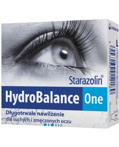 Starazolin HydroBalance One krople do oczu 12x 0,5 ml