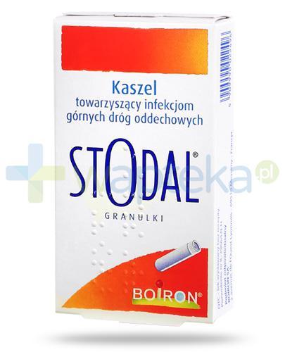 Boiron Stodal Kaszel granulki 2x 4 g