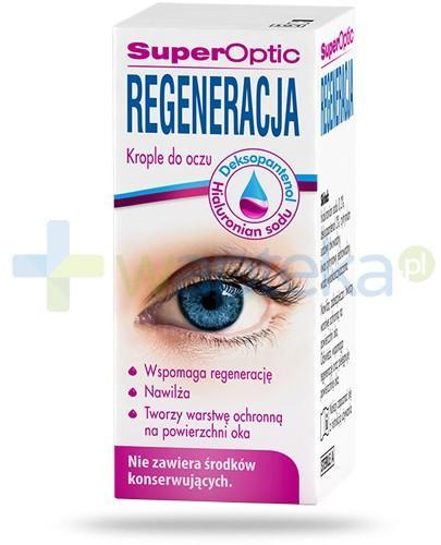 SuperOptic Regeneracja krople do oczu 10 ml