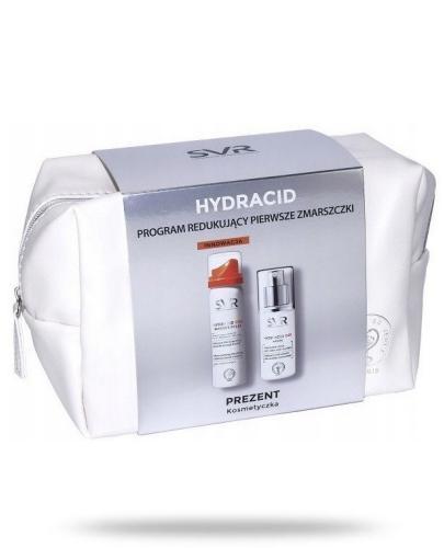 SVR Hydracid program redukujący pierwsze zmarszczki + kosmetyczka [ZESTAW]