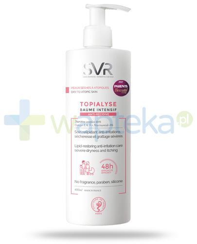 SVR Topialyse Baume Intensif balsam intensywnie regenerujący podrażnienia 400 ml