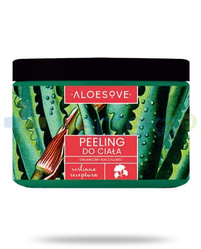 Sylveco Aloesove peeling do ciała 250 ml