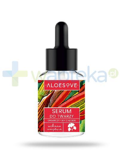 Sylveco Aloesove serum do twarzy 30 ml