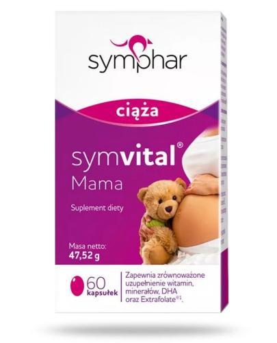 Symphar Ciąża SymVital Mama 60 kapsułek