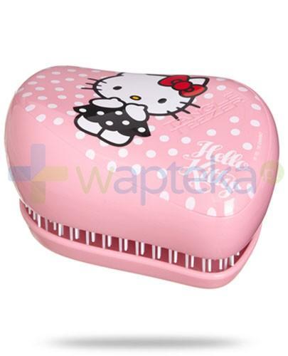Tangle Teezer Compact Styler Hello Kitty szczotka do włosów kolor różowy 1 sztuka