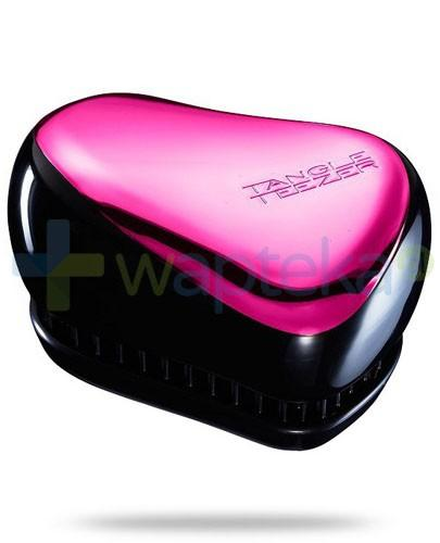 Tangle Teezer Compact Styler Baublelicious Happy Holiday szczotka do włosów kolor rózowy 1 sztuka