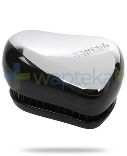 Tangle Teezer Compact Styler Silver szczotka do włosów kolor srebrny 1 sztuka