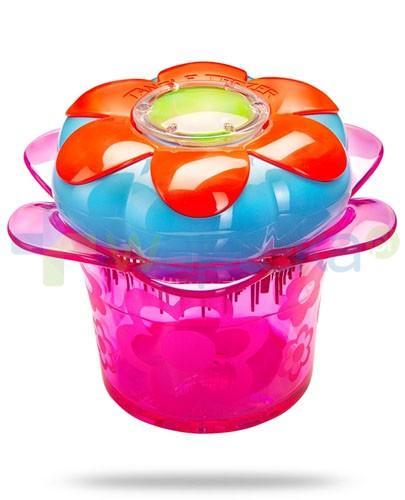 Tangle Teezer Magic Flowerpot Popping Purple szczotka do włosów kolor pomarańczowo-niebiesko-różowy 1 sztuka