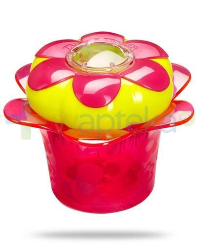 Tangle Teezer Magic Flowerpot Princess Pink szczotka do włosów kolor różowo-żółto-czerwony 1 sztuka