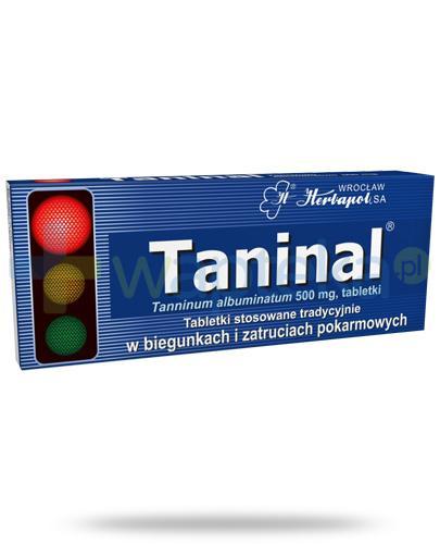 Taninal 20 tabletek