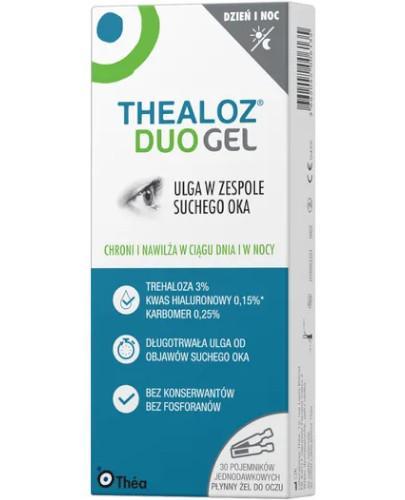 Thealoz Duo Żel do oczu 30 minimsów po 0,4 ml