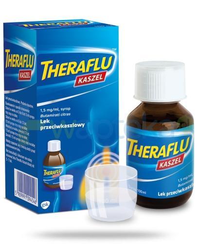 Theraflu kaszel syrop na kaszel - 100 ml