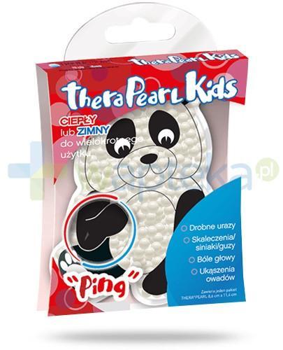 TheraPearl Kids Panda perły do terapii ciepłem i zimnem 1 sztuka