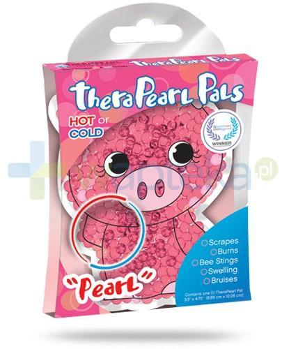 TheraPearl Kids Świnka perły do terapii ciepłem i zimnem 1 sztuka