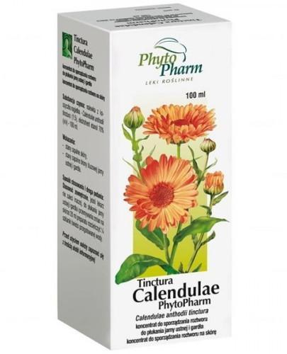 Tinctura Calendulae 4,55 g/5ml płyn 100 g