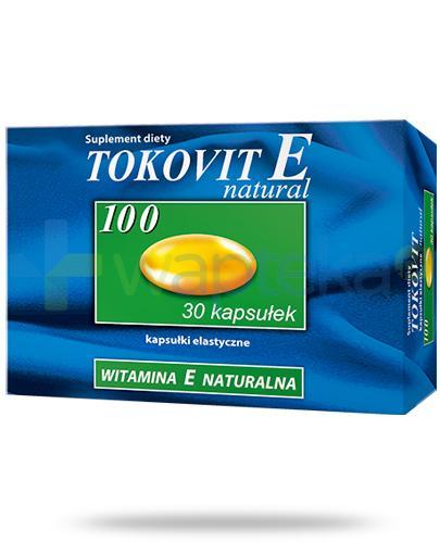 TokoVit E Natural 100 60 kapsułek