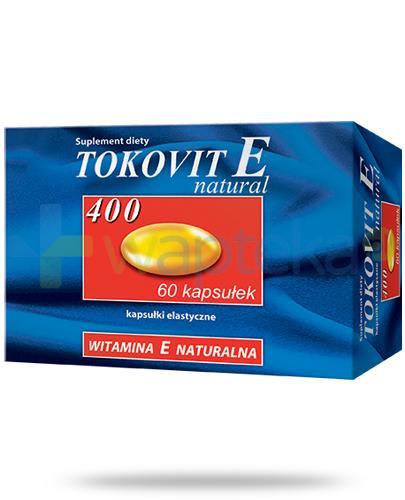 TokoVit E Natural 400 60 kapsułek