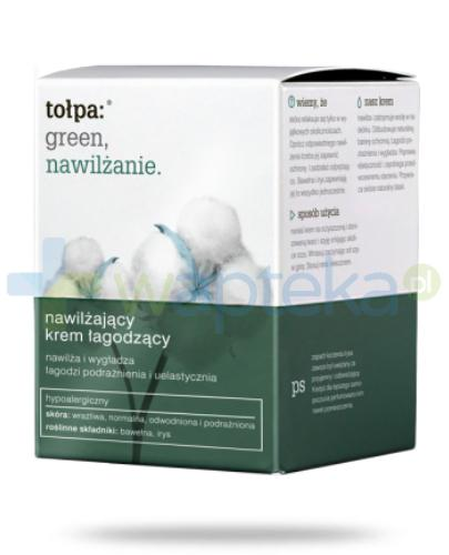 Tołpa Green Nawilżanie nawilżający krem łagodzący 50 ml