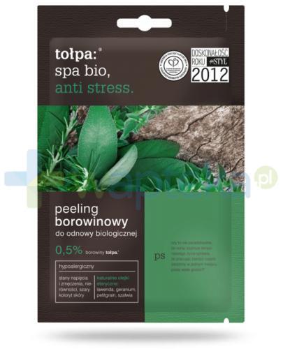 Tołpa spa bio anti stress peeling borowinowy do odnowy biologicznej 42 g