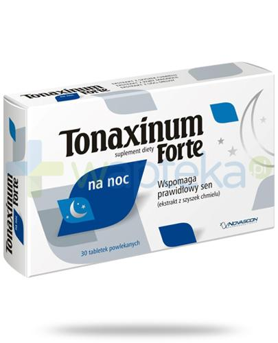 Tonaxinum Forte na noc 60 tabletek [Data ważności 28-02-2018]