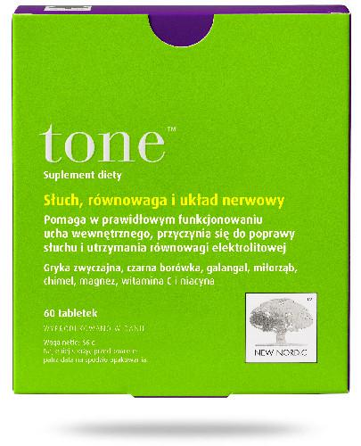 Tone 60 tabletek