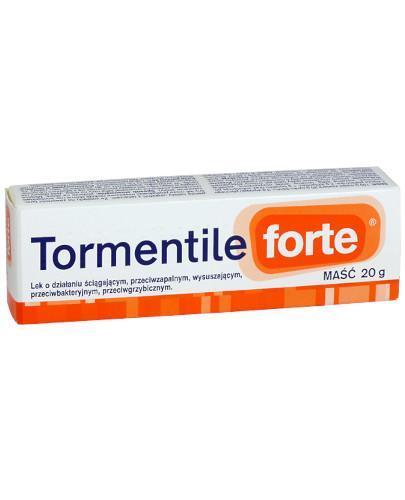 Tormentile Forte maść 20 g Farmina