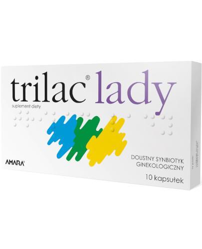 Trilac Lady 10 kapsułek