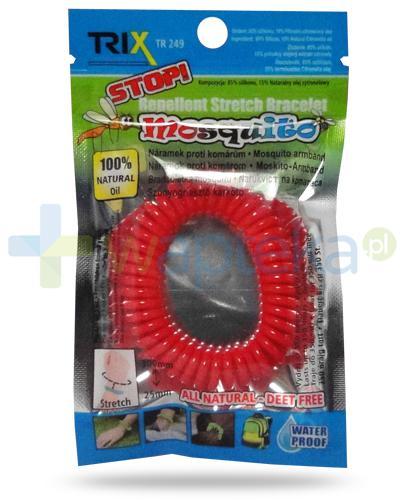 Trix Stop Mosquito bransoletka przeciw komarom 1 sztuka [TR249]