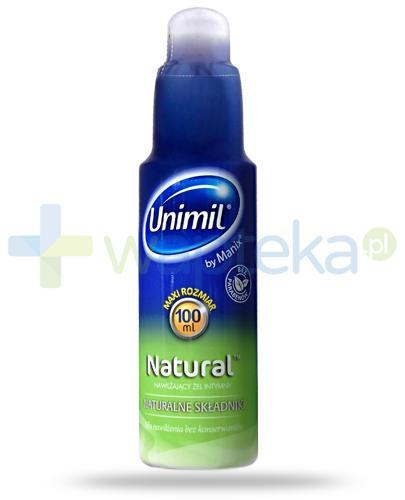 Unimil Natural żel intymny 100 ml