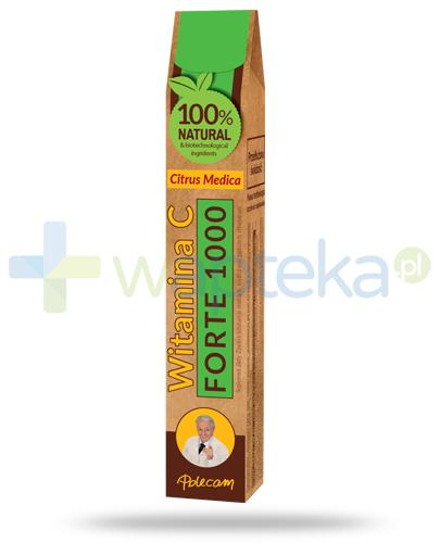 Uniphar Citrus Medica witamina C Forte 1000mg 20 tabletek musujących